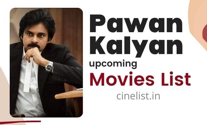 Pawan Kalyan Upcoming Movies List 2021